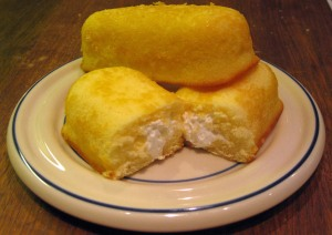 Twinkies, 30+ ingredients for this cream-filled cake