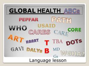 Global Health ABCs