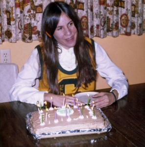 Helen Holter - birthday 1970s
