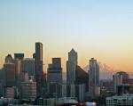 Downtown Seattle skyline