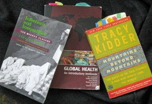 Books that help guide the 'whys?' of global health.